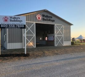 Walters Buildings at Farm Technology Days (1)