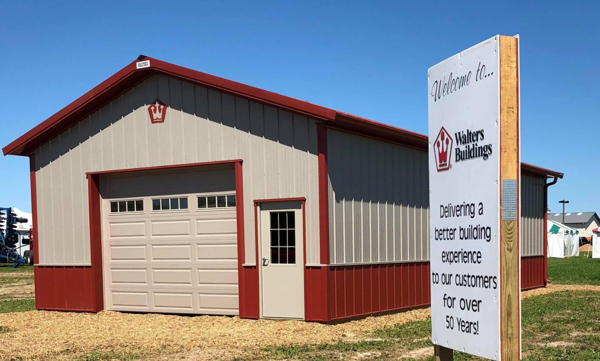 Pole Barn Event Building