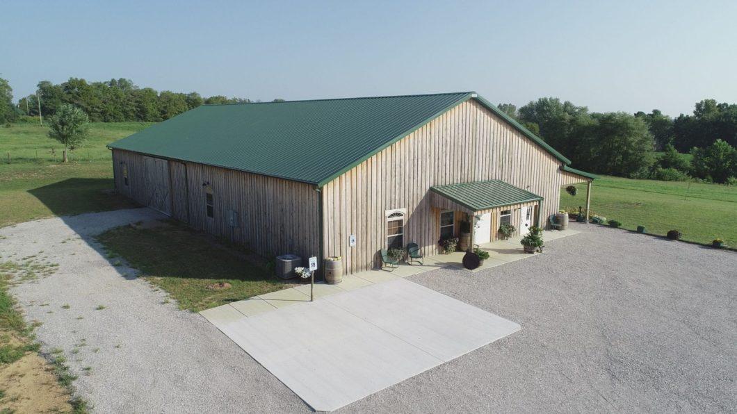 Kentucky Wedding Venue Walters Buildings