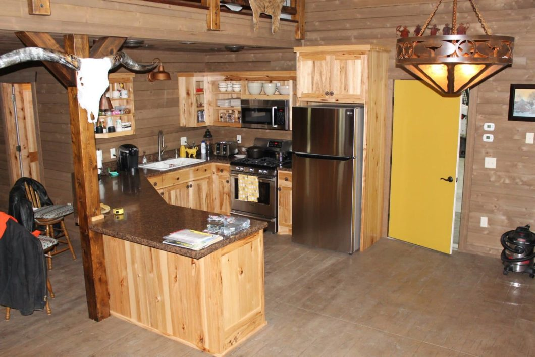Hunting Cabin Interior Do It Yourself Hunting Cabins: Cabin / Hunting Lodge