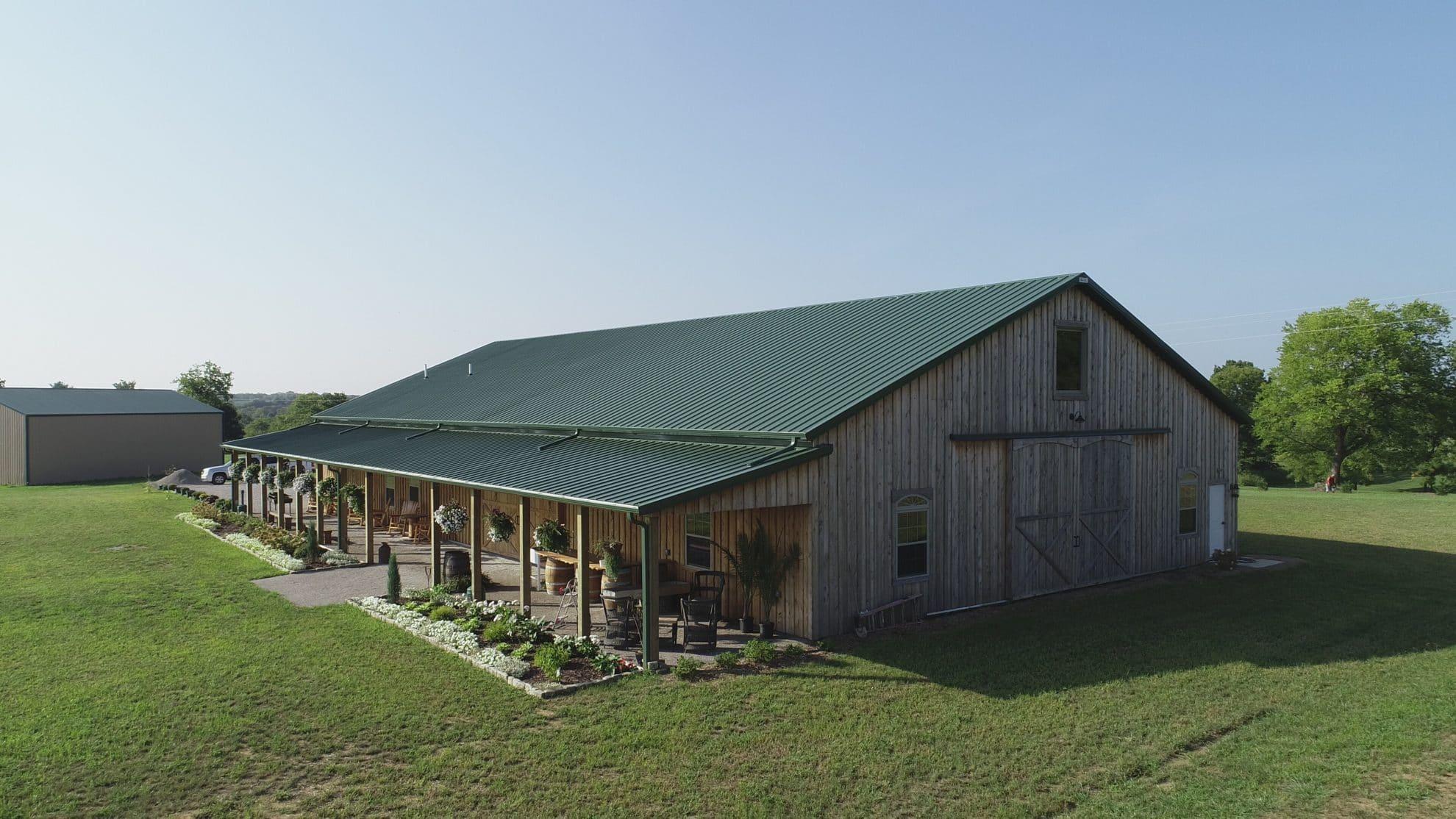Community Wedding Walters Buildings