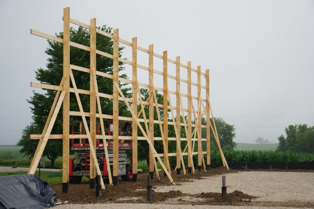 Pole Barn Framing