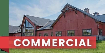 Metal & Steel Pole Barn Builders - Walters Buildings