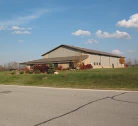 Steel Commercial Building