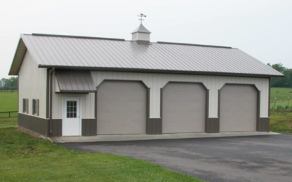 Metal Building Cupola & Ridgevent
