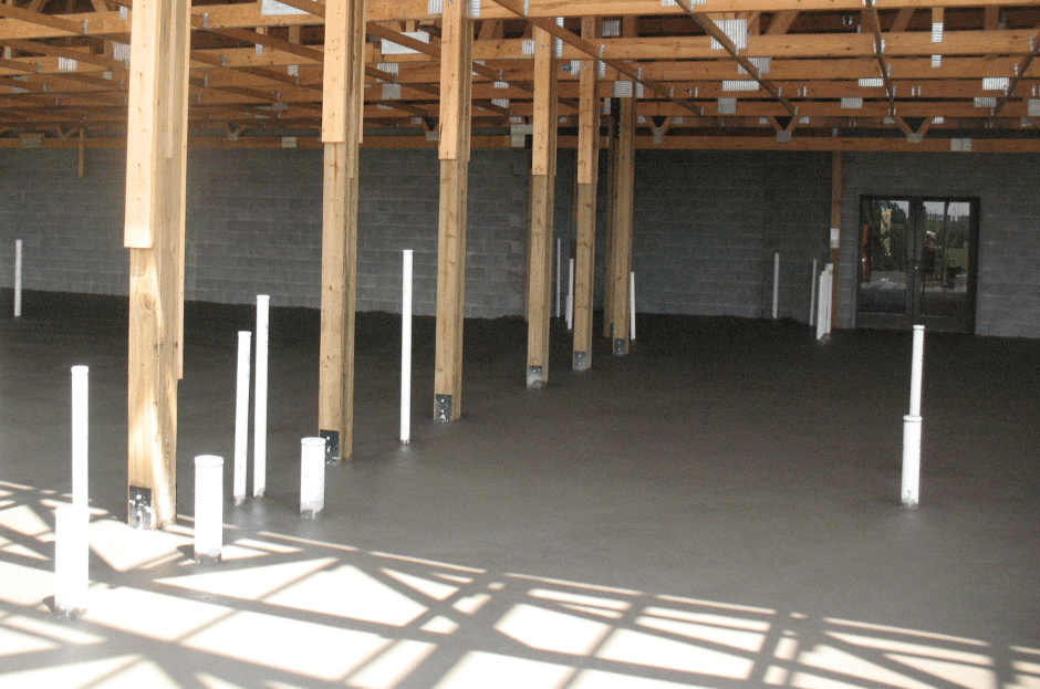 Pole Barn Foundation Designs Walters, Can You Put A Basement Under Pole Building