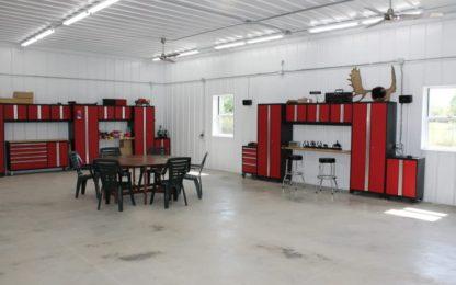 Pole Barn Interior Liner