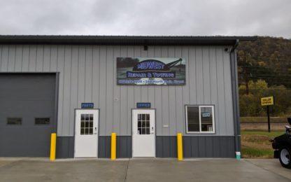 Metal Building Commercial Door