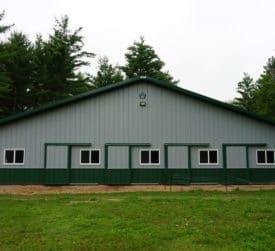 Equestrian Stall Barn