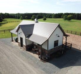 Steel Horse Barn