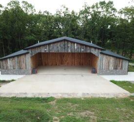 Pole Barn Pavilion